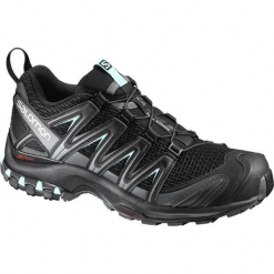 Salomon Buty Do Biegania Xa Pro 3d W Black/Magnet/Fair Aqua 39.3. Czarne obuwie sportowe damskie Salomon. Za 419.00 zł.