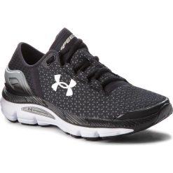 Buty UNDER ARMOUR - Ua W Speedform Intake 2 3000290-002 Blk. Czarne obuwie sportowe damskie Under Armour, z materiału. W wyprzedaży za 299.00 zł.