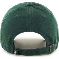47brand - Czapka New York Yankees Clean Up. Szare czapki i kapelusze męskie 47brand. Za 89.90 zł.