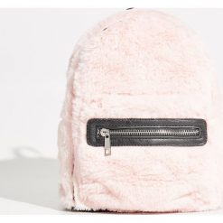 Pluszowy plecak - Różowy. Czerwone plecaki damskie Sinsay. Za 69.99 zł.
