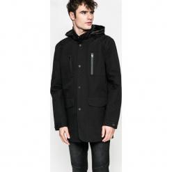 Medicine - Płaszcz Slow Future. Czarne płaszcze męskie MEDICINE, z bawełny. W wyprzedaży za 149.90 zł.