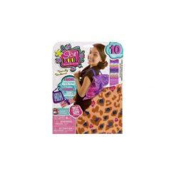 Spin Master COOL MAKER Zestaw materiałów do szycia, Plecak. Różowe torby i plecaki dziecięce Spin Master, z materiału. Za 42.35 zł.