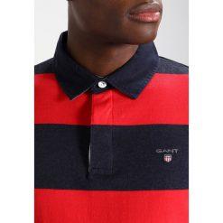 GANT THE ORIGINAL BARSTRIPE HEAVY RUGGER Koszulka polo bright red. Bluzki z długim rękawem męskie GANT, z bawełny, z długim rękawem. Za 419.00 zł.