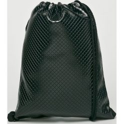 Answear - Plecak. Czarne plecaki damskie ANSWEAR, z materiału. W wyprzedaży za 47.90 zł.