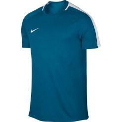 Nike Koszulka piłkarska Dry Academy Top SS niebieska r. S (832967 457). Koszulki sportowe męskie marki bonprix. Za 65.01 zł.