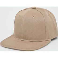 True Spin - Czapka Blank Snapback. Brązowe czapki i kapelusze męskie True Spin. W wyprzedaży za 59.90 zł.