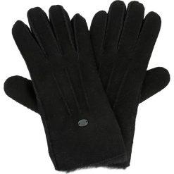 Rękawiczki Damskie EMU AUSTRALIA - Beech Forest Gloves Black M/L. Czarne rękawiczki damskie Emu Australia, na zimę, z materiału. Za 419.00 zł.