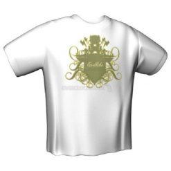 GamersWear GODLIKE T-Shirt biała (L) (5990-L). Białe t-shirty i topy dla dziewczynek GamersWear. Za 92.45 zł.