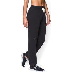 Under Armour Spodnie dresowe damskie Rival Cotton Under Armour Black r. S (1264398001). Spodnie dresowe damskie marki Nike. Za 117.00 zł.