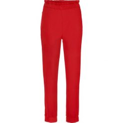 Spodnie jogger bonprix czerwony. Spodnie materiałowe damskie marki DOMYOS. Za 59.99 zł.