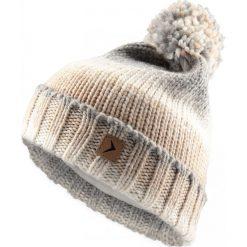Czapka damska CAD606 - beż melanż - Outhorn. Szare czapki i kapelusze damskie Outhorn, z polaru. Za 34.99 zł.
