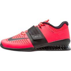 Nike Performance ROMALEOS 3 Obuwie treningowe solar red/black. Buty sportowe męskie Nike Performance, z materiału. Za 839.00 zł.