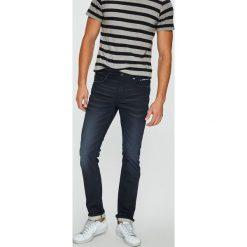 Guess Jeans - Jeansy Angels. Niebieskie jeansy męskie Guess Jeans. W wyprzedaży za 399.90 zł.