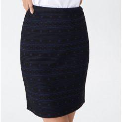Wyprzedaż czarne spódnice damskie ze sklepu House