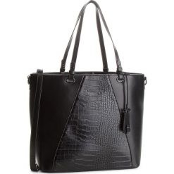 Torebka JENNY FAIRY - RC15619A Black. Czarne torebki do ręki damskie Jenny Fairy, ze skóry ekologicznej. W wyprzedaży za 79.99 zł.