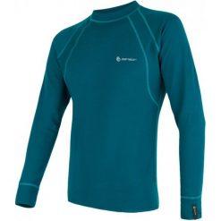 Sensor Koszulka Termiczna Double Face Sapphire L. Niebieskie t-shirty i topy dla dziewczynek Sensor, z długim rękawem. Za 125.00 zł.