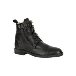 Sztyblety Training 700 czarne. Czarne botki męskie FOUGANZA. Za 429.99 zł.