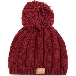 Czapka PEPE JEANS - Elissa Hat PL040268 Garnet 284. Czerwone czapki i kapelusze damskie Pepe Jeans, z jeansu. Za 99.00 zł.