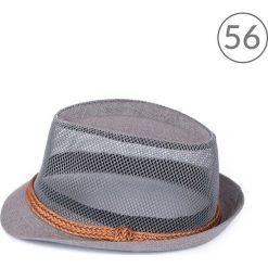 Art of Polo Kapelusz unisex Easy szary r. 56. Czapki i kapelusze męskie Art of Polo. Za 25.37 zł.