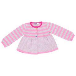 Primigi Sweter Dziewczęcy 86 Różowy. Czerwone swetry dla dziewczynek Primigi. W wyprzedaży za 97.00 zł.