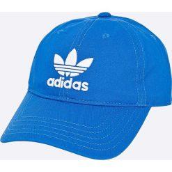Adidas Originals - Czapka Trefoil Cap. Niebieskie czapki i kapelusze męskie adidas Originals. W wyprzedaży za 59.90 zł.