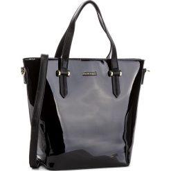 Torebka MONNARI - BAG9920-020 Black. Czarne torebki do ręki damskie Monnari, ze skóry ekologicznej. W wyprzedaży za 199.00 zł.