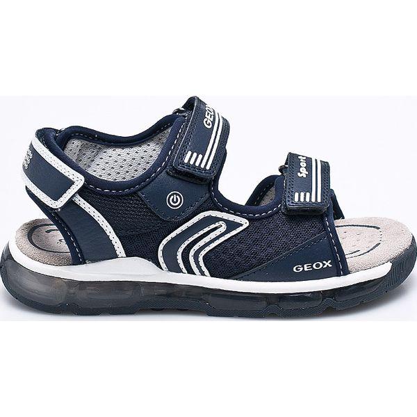bc0f2fe0381ec Geox - Sandały dziecięce - Sandały chłopięce marki Geox. W ...