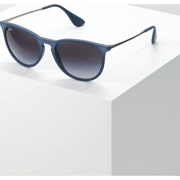 db38221d4c67 RayBan ERIKA Okulary przeciwsłoneczne blue grey gradient - Okulary ...