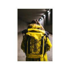 Plecak Explorer 40l Yellow. Żółte plecaki damskie Fish dry pack, z materiału, sportowe. Za 219.00 zł.
