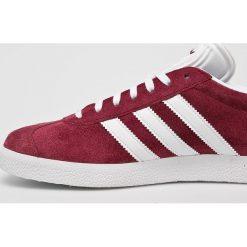 Adidas Originals - Buty Gazelle. Szare obuwie sportowe damskie adidas Originals, z gumy. Za 399.90 zł.