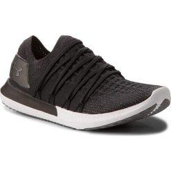Buty UNDER ARMOUR - Ua Speedform Slingshot 2 3000007-001 Blk. Czarne buty sportowe męskie Under Armour, z materiału. W wyprzedaży za 339.00 zł.