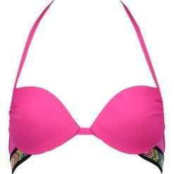 """Biustonosz bikini """"Dynamic"""" w kolorze różowym. Bikini damskie Lisca. W wyprzedaży za 86.95 zł."""