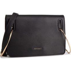 Torebka MONNARI - BAG1470-020 Black. Czarne torebki do ręki damskie Monnari, ze skóry ekologicznej. W wyprzedaży za 169.00 zł.