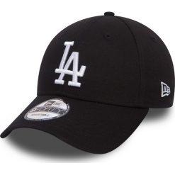 New Era - Czapka League Essential La Dodgers. Czarne czapki i kapelusze męskie New Era. W wyprzedaży za 84.90 zł.