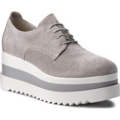 Oxfordy TAMARIS - 1-23773-30 Light Grey 204. Półbuty damskie marki DKNY. W wyprzedaży za 199.00 zł.