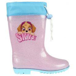 Disney Kalosze Dziewczęce Psi Patrol 25 Różowe. Czerwone kalosze dziewczęce Disney. Za 69.00 zł.