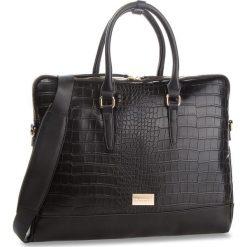 Torba na laptopa MONNARI - BAGA530-020 Czarny. Czarne torby na laptopa damskie Monnari, ze skóry ekologicznej. W wyprzedaży za 199.00 zł.