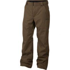 Oakley Spodnie Snowboardowe Sun King 10k Bzs Pants Dark Brush S. Brązowe spodnie snowboardowe męskie Oakley, ze skóry. Za 419.00 zł.