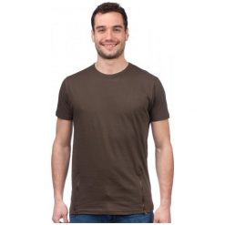 Brave Soul T-Shirt Męski Falcone S Khaki. Brązowe t-shirty męskie Brave Soul. W wyprzedaży za 32.00 zł.
