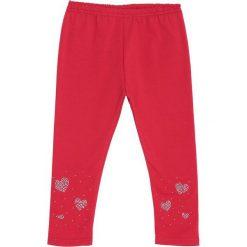 Czerwone Legginsy Animation. Czerwone legginsy dla dziewczynek Born2be. Za 29.99 zł.