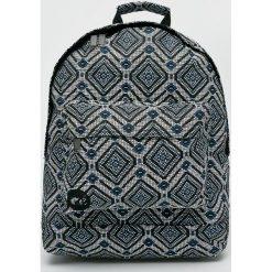 Mi-Pac - Plecak. Szare plecaki damskie Mi-Pac, z materiału. Za 229.90 zł.