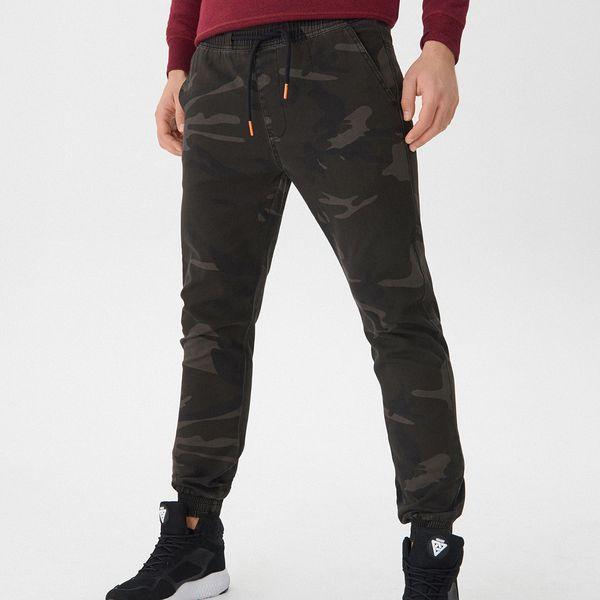 c5330029b96aa3 Spodnie materiałowe męskie ze sklepu House - Kolekcja lato 2019 -  Chillizet.pl