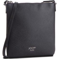 Torebka JOOP! - Saffiano Jeans 4140003903 Black 900. Czarne listonoszki damskie JOOP!, z jeansu. Za 499.00 zł.