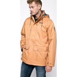 Columbia - Kurtka snowboardowa Horizons Pine Jacket. Zielone kurtki męskie Columbia, z materiału. W wyprzedaży za 849.90 zł.