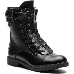 Kozaki VERSACE JEANS - E0YSBS21 70754 899. Czarne kozaki męskie Versace Jeans, z jeansu. Za 1,539.00 zł.