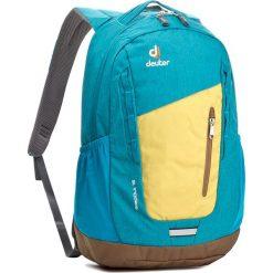 Plecak DEUTER - Stepout 16 3810315-8304-0  Neon-Petrol 8304. Plecaki damskie marki QUECHUA. W wyprzedaży za 219.00 zł.