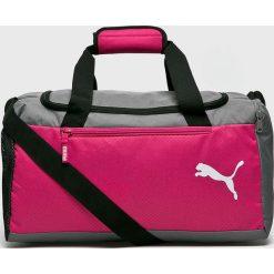 Puma - Torba. Różowe torby sportowe męskie Puma, z materiału. W wyprzedaży za 119.90 zł.