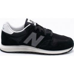 New Balance - Buty U520CE. Czarne buty sportowe męskie New Balance, z gumy. W wyprzedaży za 239.90 zł.