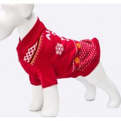 Medicine - Sweter dla psa Xmas. Szare swetry damskie MEDICINE, z bawełny. Za 59.90 zł.