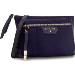 Torebka PATRIZIA PEPE - 2V7233/A2X0-F1BP Satin Blue/D.Blue. Niebieskie torebki do ręki damskie Patrizia Pepe, z materiału. W wyprzedaży za 359.00 zł.